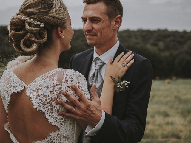 Le mariage de Adrien et Marine à Tendu, Indre 1