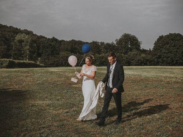 Le mariage de Adrien et Marine à Tendu, Indre 22