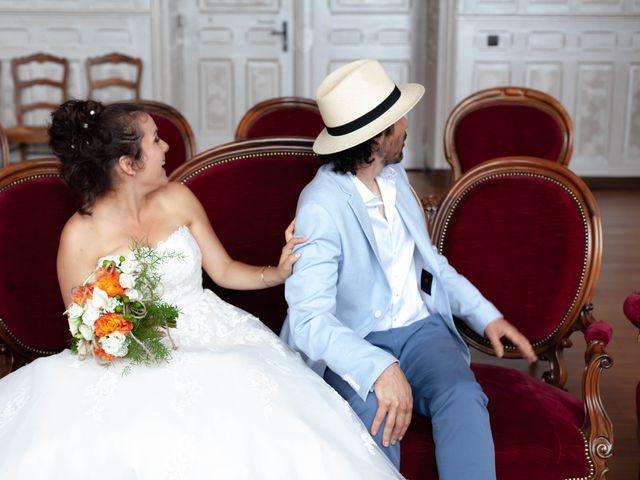 Le mariage de Fabien et Marjolaine à Villefranche-de-Rouergue, Aveyron 2