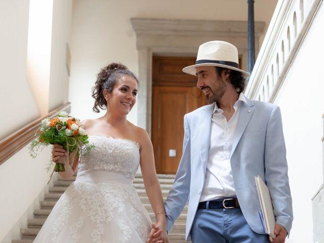 Le mariage de Fabien et Marjolaine à Villefranche-de-Rouergue, Aveyron 4