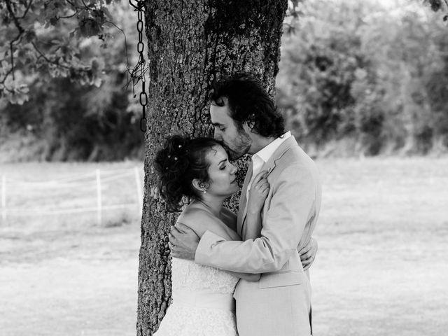 Le mariage de Fabien et Marjolaine à Villefranche-de-Rouergue, Aveyron 5