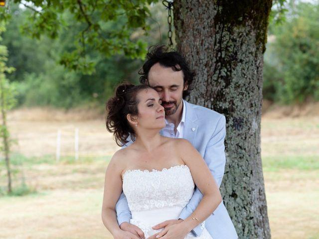Le mariage de Fabien et Marjolaine à Villefranche-de-Rouergue, Aveyron 6