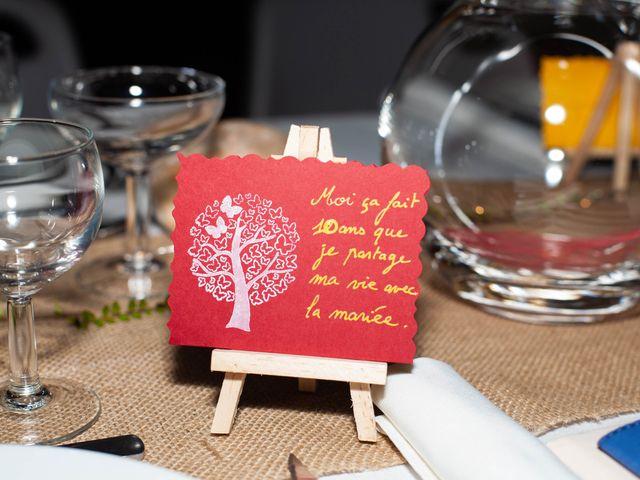 Le mariage de Fabien et Marjolaine à Villefranche-de-Rouergue, Aveyron 15