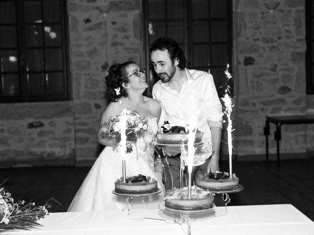 Le mariage de Fabien et Marjolaine à Villefranche-de-Rouergue, Aveyron 18