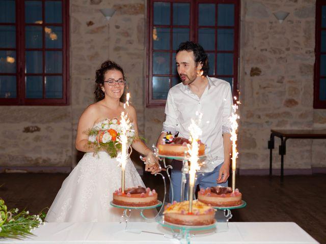 Le mariage de Fabien et Marjolaine à Villefranche-de-Rouergue, Aveyron 19