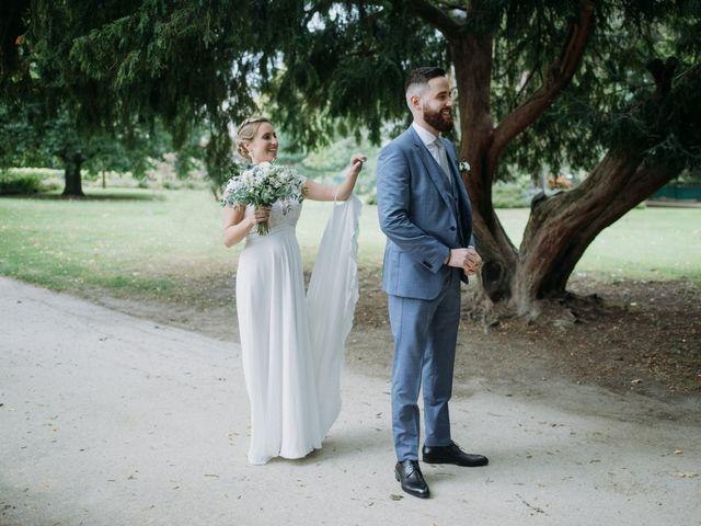 Le mariage de Thomas et Audrey à Aincourt, Val-d'Oise 19