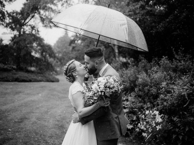 Le mariage de Thomas et Audrey à Aincourt, Val-d'Oise 29