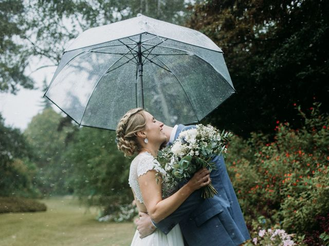 Le mariage de Thomas et Audrey à Aincourt, Val-d'Oise 30