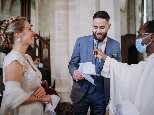 Le mariage de Thomas et Audrey à Aincourt, Val-d'Oise 54