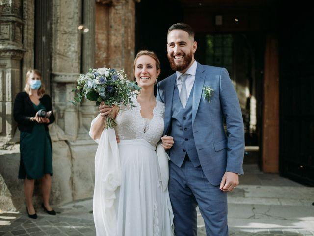 Le mariage de Thomas et Audrey à Aincourt, Val-d'Oise 62