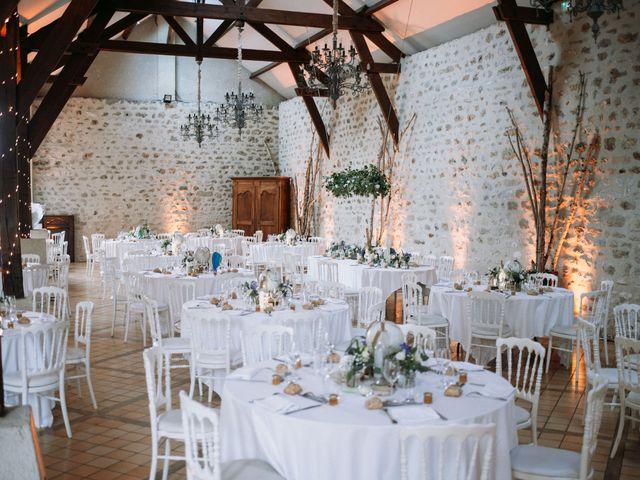 Le mariage de Thomas et Audrey à Aincourt, Val-d'Oise 63