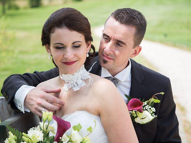 Le mariage de Arnaud et Marion à Rougemont-le-Château, Territoire de Belfort 10