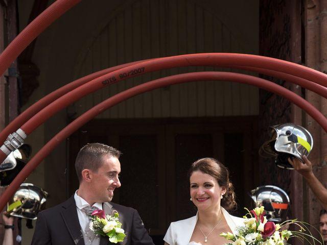 Le mariage de Arnaud et Marion à Rougemont-le-Château, Territoire de Belfort 25