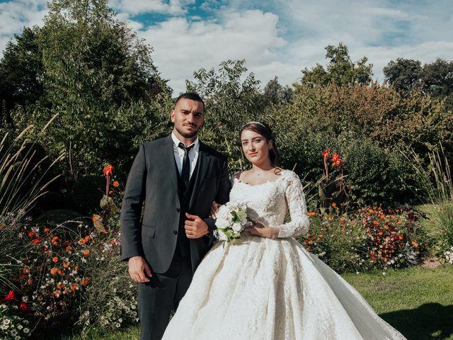 Le mariage de Revaz et Nadia