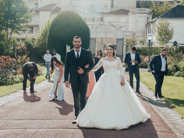 Le mariage de Nadia et Revaz à Cognac, Charente 4
