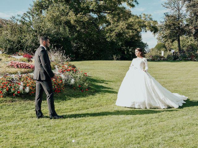 Le mariage de Nadia et Revaz à Cognac, Charente 8