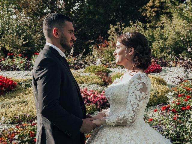 Le mariage de Nadia et Revaz à Cognac, Charente 10