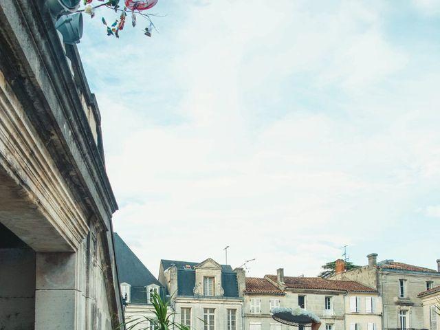 Le mariage de Nadia et Revaz à Cognac, Charente 16