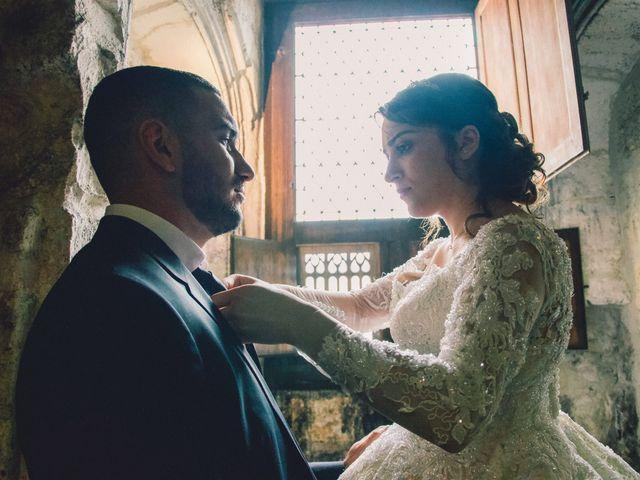 Le mariage de Nadia et Revaz à Cognac, Charente 18