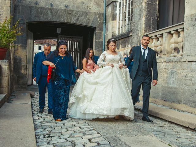 Le mariage de Nadia et Revaz à Cognac, Charente 28
