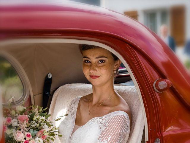 Le mariage de Pierre-Antoine et Fanny à Assérac, Loire Atlantique 5