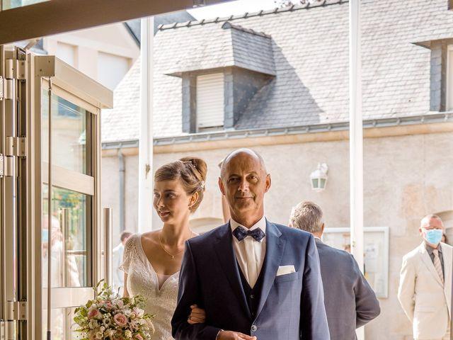 Le mariage de Pierre-Antoine et Fanny à Assérac, Loire Atlantique 6