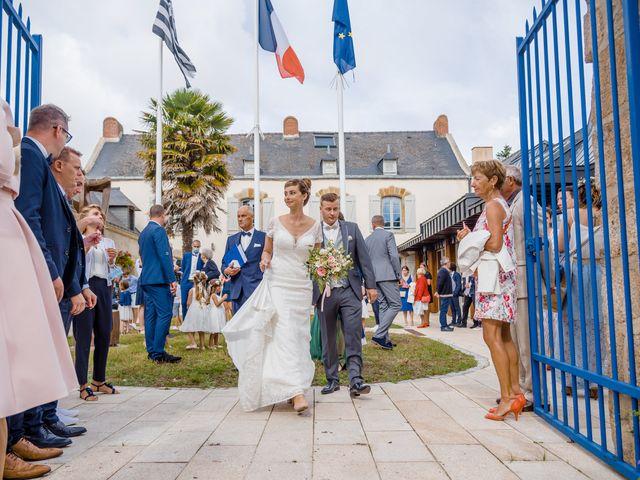 Le mariage de Pierre-Antoine et Fanny à Assérac, Loire Atlantique 9