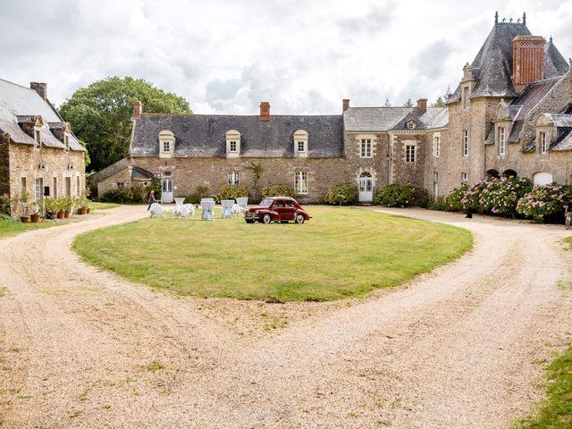 Le mariage de Pierre-Antoine et Fanny à Assérac, Loire Atlantique 10