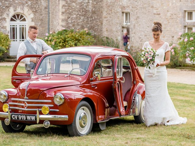 Le mariage de Fanny et Pierre-Antoine