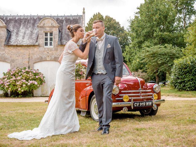 Le mariage de Pierre-Antoine et Fanny à Assérac, Loire Atlantique 12