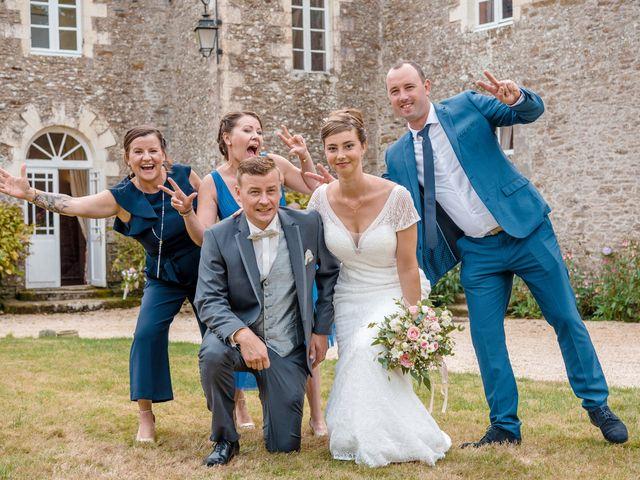 Le mariage de Pierre-Antoine et Fanny à Assérac, Loire Atlantique 13
