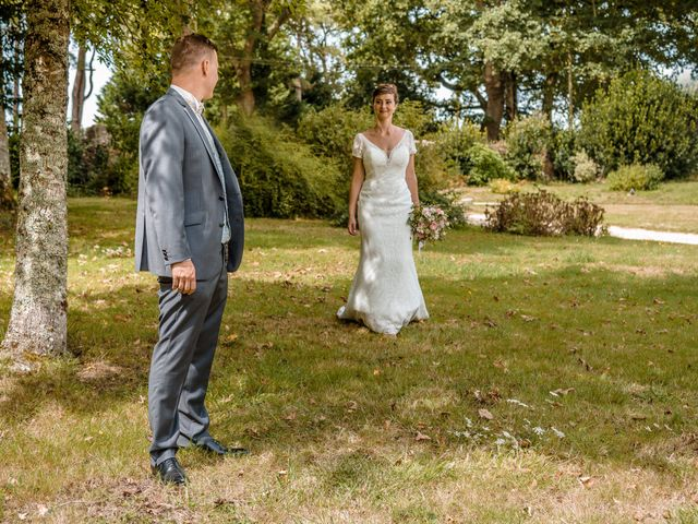 Le mariage de Pierre-Antoine et Fanny à Assérac, Loire Atlantique 26