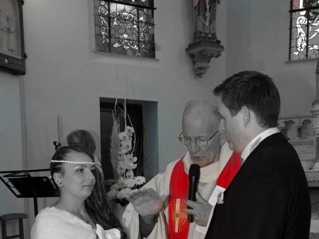 Le mariage de Vincent et Priscillia à Beaurevoir, Aisne 5