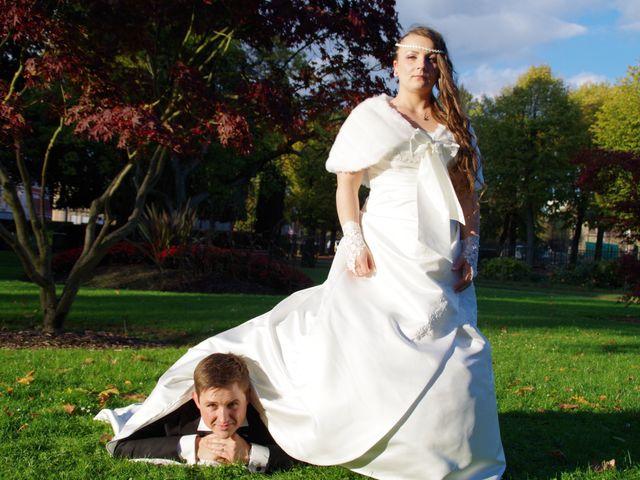 Le mariage de Priscillia et Vincent