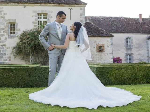Le mariage de François et Aurélie à Villeparisis, Seine-et-Marne 19