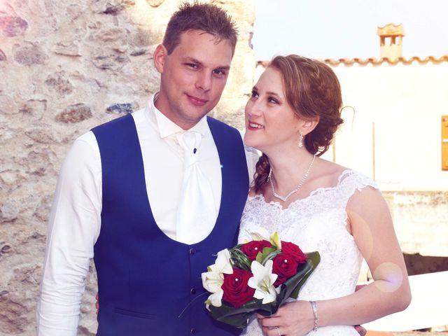 Le mariage de Sébastien et Maela à Bélesta, Pyrénées-Orientales 9