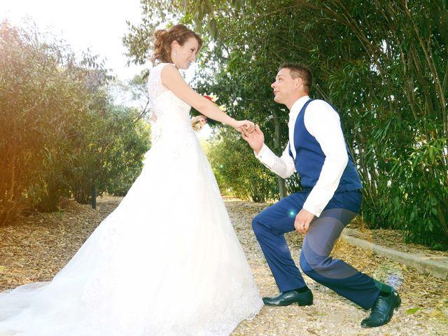 Le mariage de Sébastien et Maela à Bélesta, Pyrénées-Orientales 21
