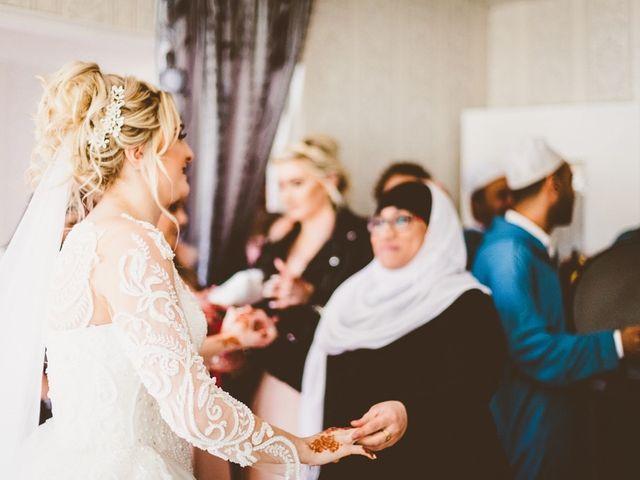 Le mariage de Aziz et Amandine à Vernon, Eure 11