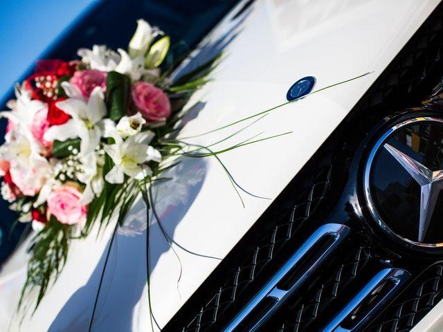 Le mariage de Aziz et Amandine à Vernon, Eure 14