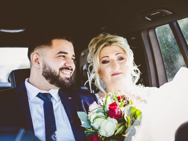 Le mariage de Amandine et Aziz