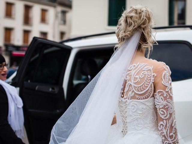 Le mariage de Aziz et Amandine à Vernon, Eure 18