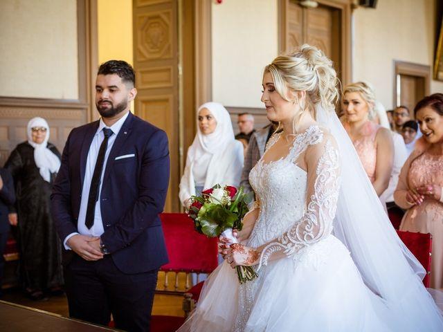 Le mariage de Aziz et Amandine à Vernon, Eure 20