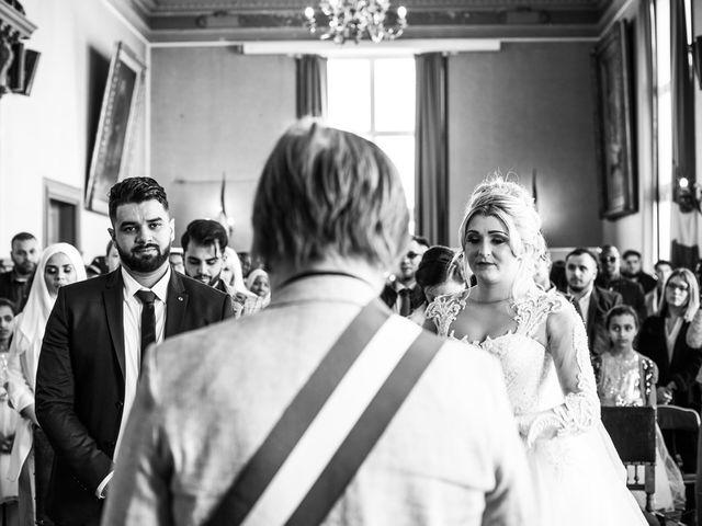 Le mariage de Aziz et Amandine à Vernon, Eure 21