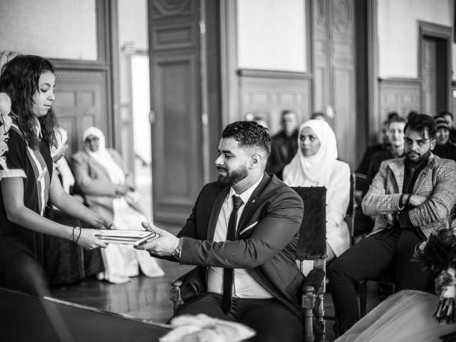 Le mariage de Aziz et Amandine à Vernon, Eure 24