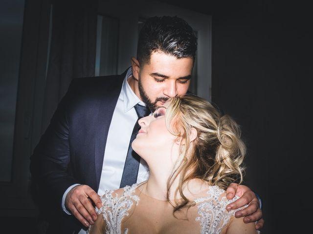 Le mariage de Aziz et Amandine à Vernon, Eure 32