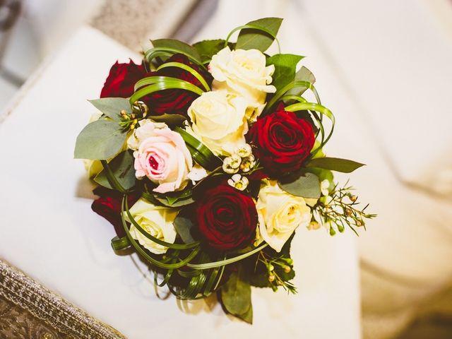 Le mariage de Aziz et Amandine à Vernon, Eure 45