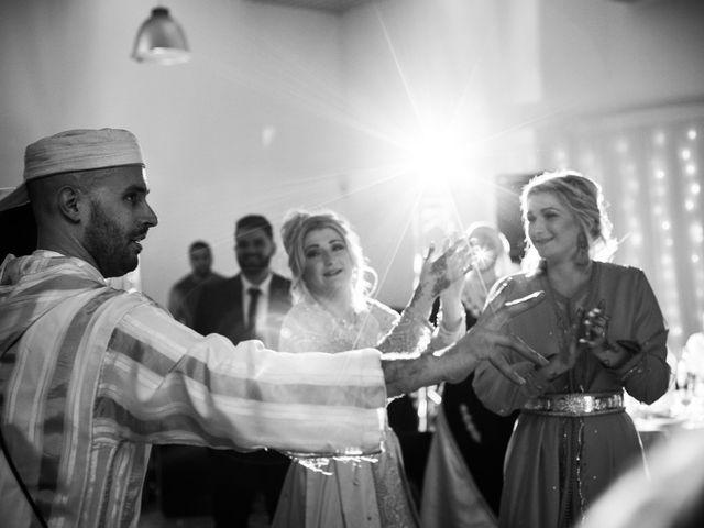 Le mariage de Aziz et Amandine à Vernon, Eure 49