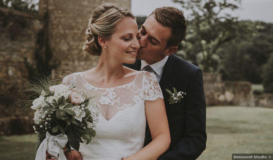 Le mariage de Adrien et Marine à Tendu, Indre