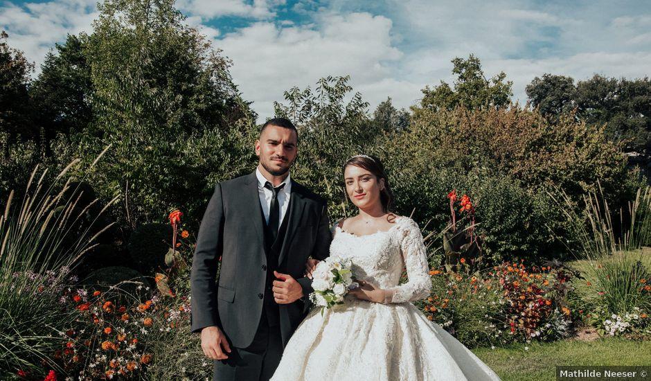 Le mariage de Nadia et Revaz à Cognac, Charente