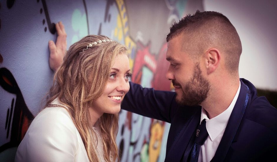 Le mariage de Kynan et Mélanie à Mitry-Mory, Seine-et-Marne